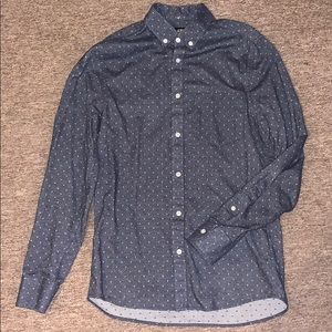 X-SMALL Men's H&M Button Down